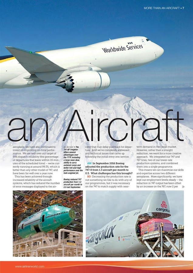 AIR International Magazine- screenshot