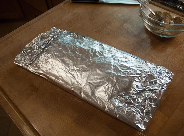 Wrap tightly in foil, and allow to rest in the refrigerator overnight. This gives...