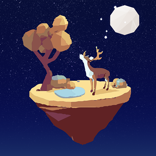 My Oasis - Calming and Relaxing Idle Clicker Game Icon
