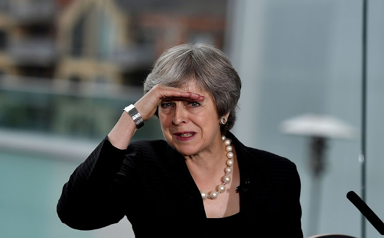 Prime Minister Theresa May will hold a delayed parliamentary vote on her Brexit deal on Tuesday, January 15, the BBC reported on Monday, citing government sources. Picture: REUTERS