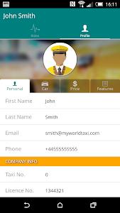 MWT Driver screenshot 1
