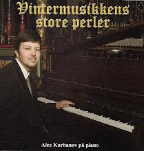 Photo: CD-cover. Foto: Halvard Djupvik, Viskom Aure, Aure kyrkje, desember 2007