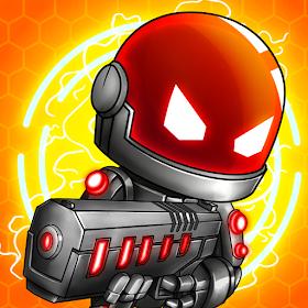 Neon Blasters Multiplayer Shooting Online