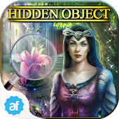 Flower Princess Hidden Object