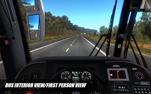 Coach Driver Hill Bus Simulator 3D 1.0 screenshots 5