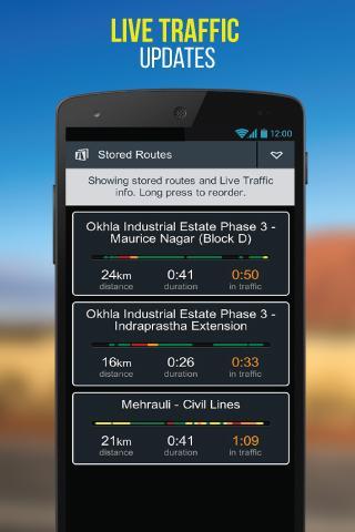 NaviMaps: 3D GPS Navigation 3.0.3 Screenshots 7