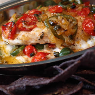 Veracruz-Style Red Snapper – A New Take on a Very Old Classic.