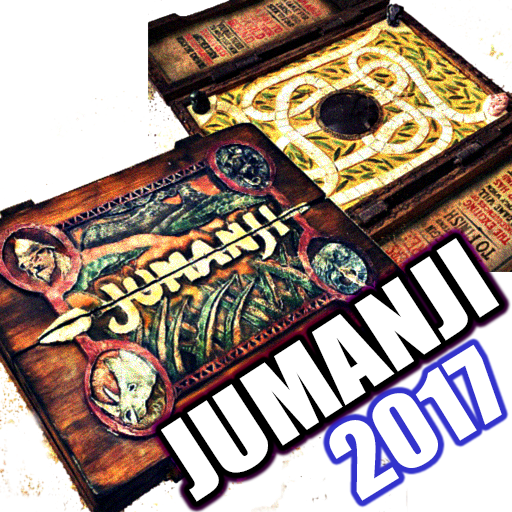 Walkthroughs Jumanji 2017