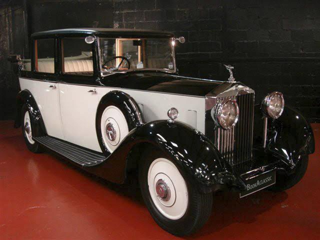 Rolls-Royce 2025 Laundelette Hire Glasgow