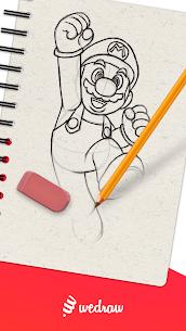 WeDraw – Cómo Dibujar Anime & Dibujos Animados 2