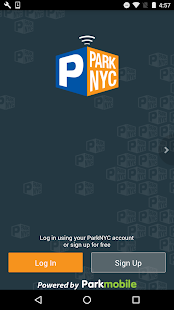 ParkNYC powered by Parkmobile- screenshot thumbnail