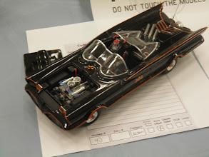 Photo: The new Batmobile kit.