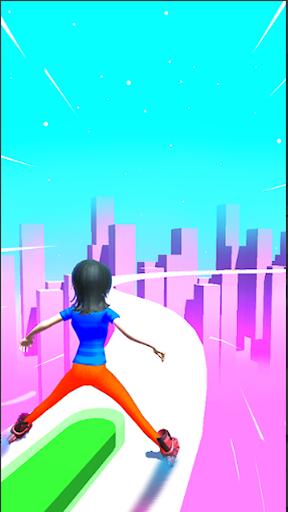 Sky Roller - Air Skating Game ss1
