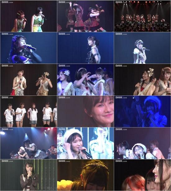 (DMM HD) NMB48 チームBII「恋愛禁止条例」公演 矢倉楓子 卒業公演 180410