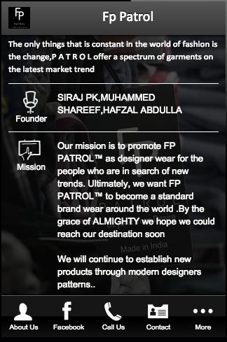 Fp patrol