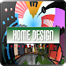 Design unusual homes icon