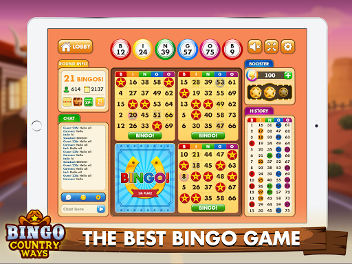 Bingo Country Ways: Best Free Bingo Games screenshots 13