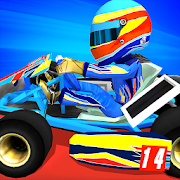 Kart Stars [Mega Mod] APK Free Download