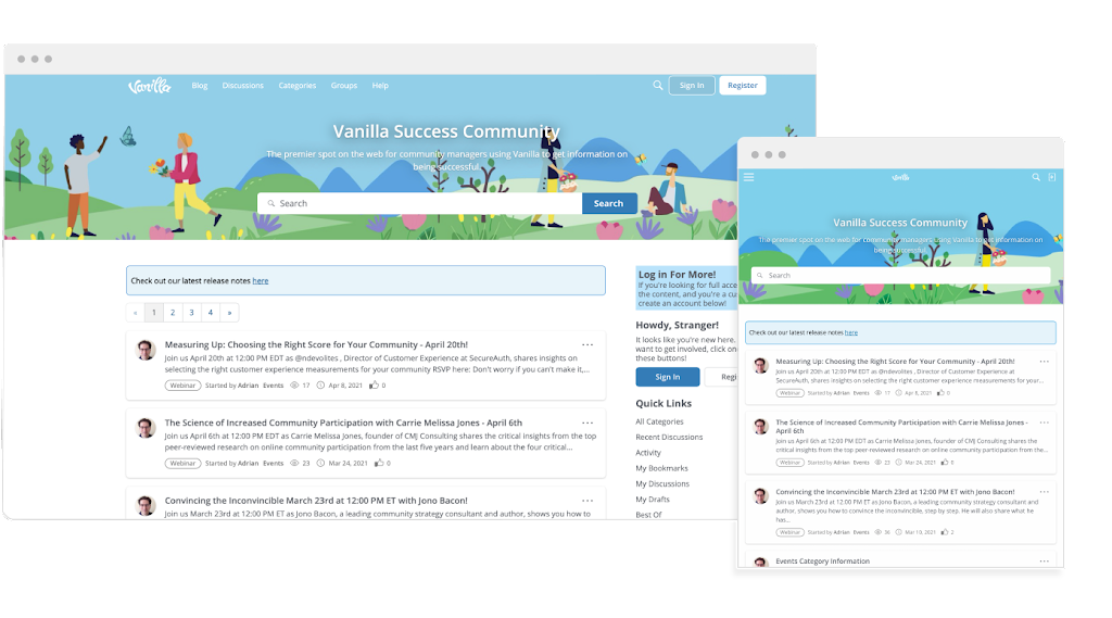 Vanilla Forums boosts qualified conversions 36% with OCT
