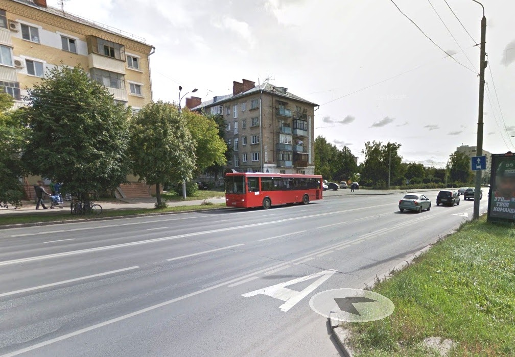 Красные Автобусы Казани