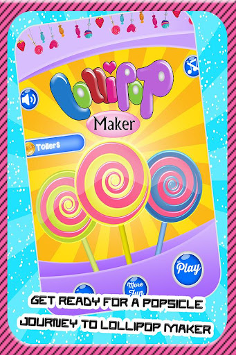 Lolli Pop Maker Cooking Game