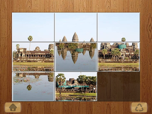 Photo Puzzles Hry pro Android screenshot