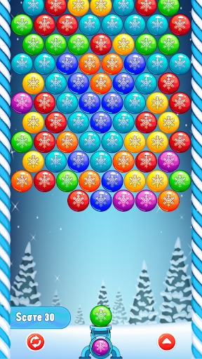 Bubble Shooter Christmas 52.3.1 screenshots 1
