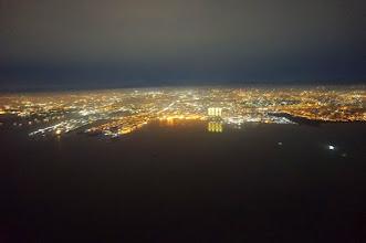 Photo: Yakarta desde el avión