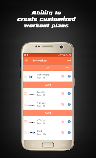 Home Workouts - Fit Challenge 5.0.2 screenshots 5
