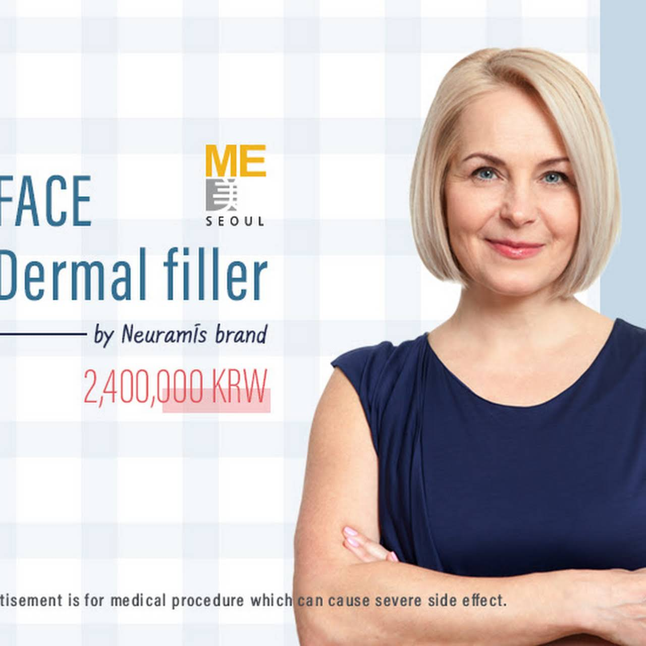 ME CLINIC SEOUL - Approved foreigner specialized plastic surgery and