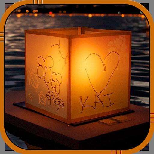 灯笼动态壁纸 個人化 App LOGO-硬是要APP