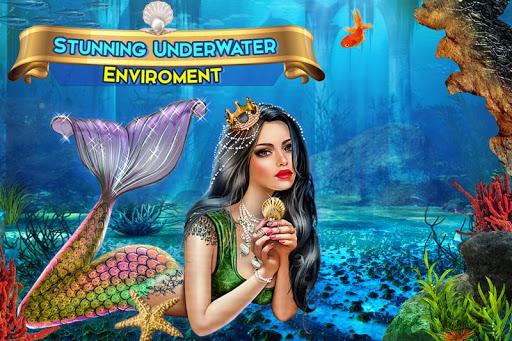 Mermaid Simulator: Underwater & Beach Adventure android2mod screenshots 4