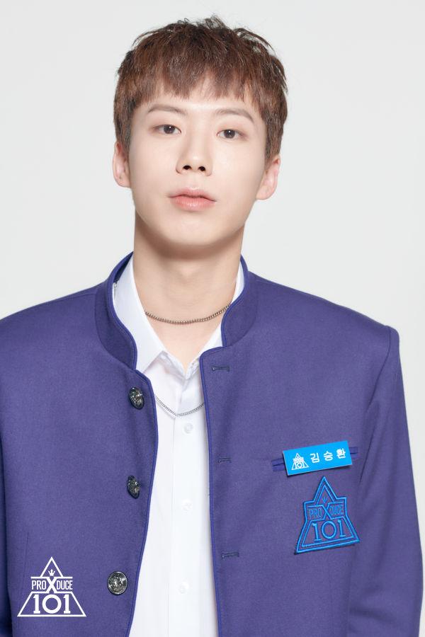 Kim_Seunghwan_Produce_X_101_Profile