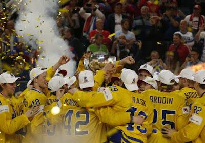 La Suède est championne du Monde !