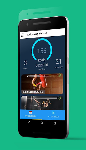 Kickboxing - Fitness and Self Defense 1.0.5 screenshots 2