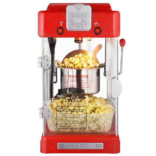 Great Northern Popcorn Machine...