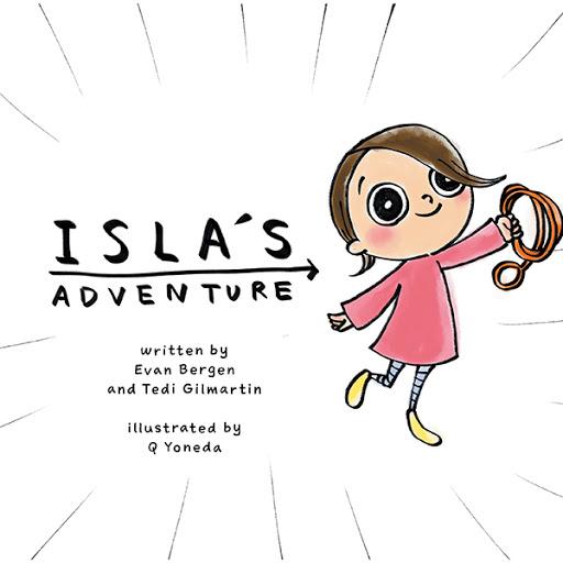 Isla's Adventure cover