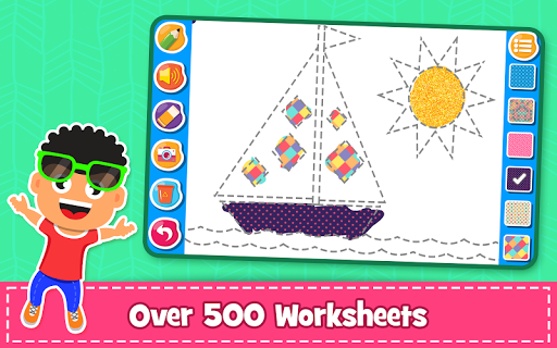 ABC PreSchool Kids Tracing & Phonics Learning Game filehippodl screenshot 7