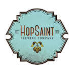 Logo for Hop Saint Brewing Company