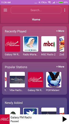 A2Z Malawi FM Radio | 150+ Radios | Music & Songs 3.1.30 screenshots 1