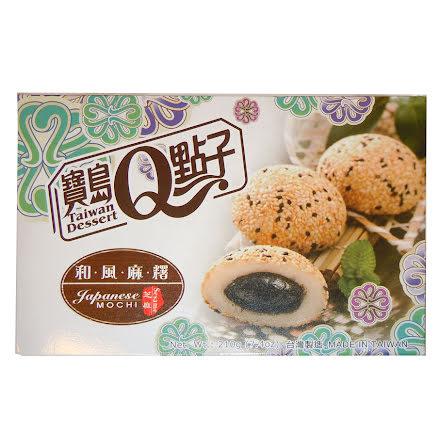 He Fong Sesame Mochi 210 g T
