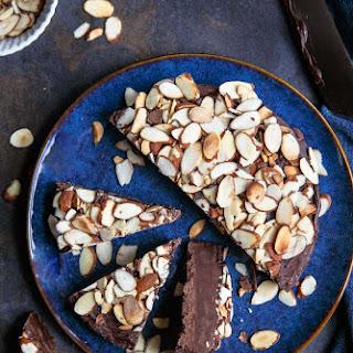 Chocolate Almond Fudge