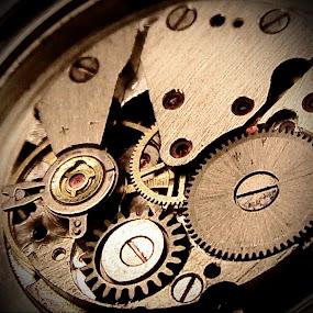 clockwork by Hendrik Mändla - Artistic Objects Other Objects ( clock, watch )