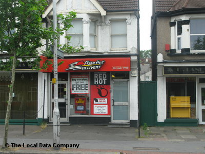 Pizza Hut Delivery On Brighton Road Pizza Takeaway In