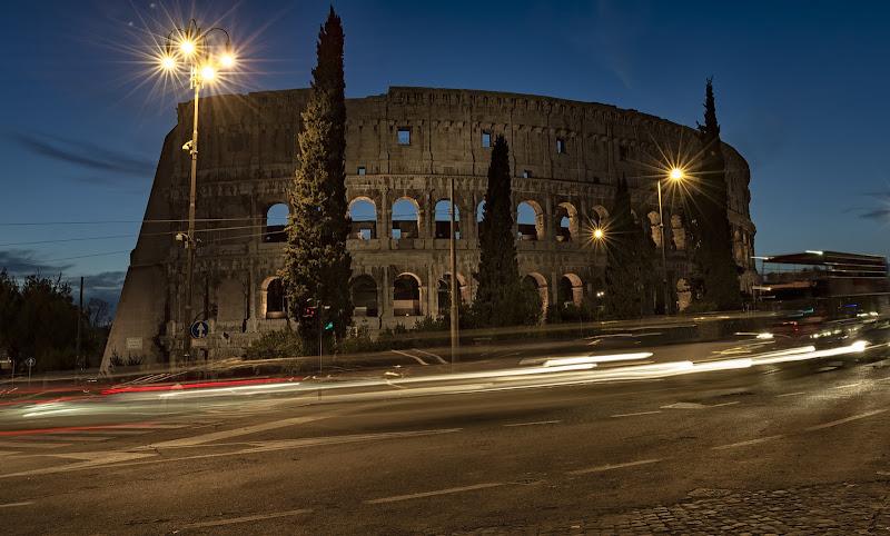 Scie al Colosseo di Luca160