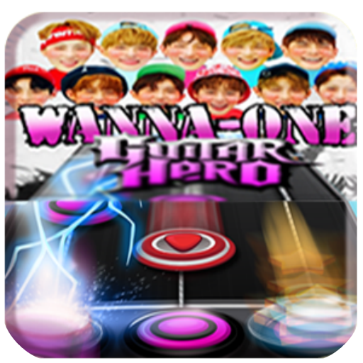WANNA ONE Guitar Hero All Song (game)