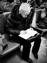 Photo: Reading #6