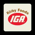 Kirby Foods IGA icon