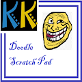 Download Doodling scratch pad APK