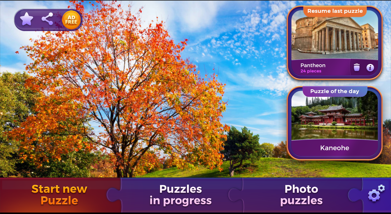Jigsaw Puzzles - Android Apps on Google Play